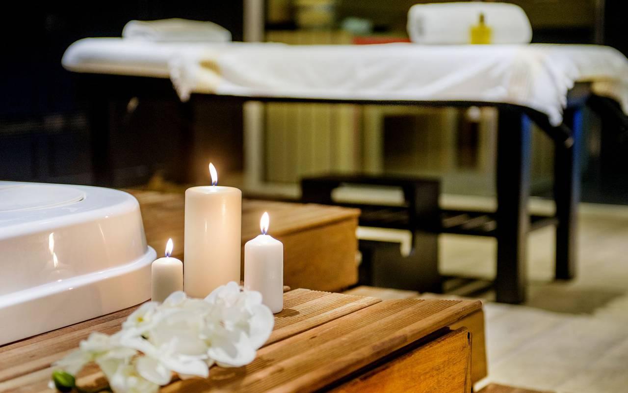 Candles, spa Lourdes, Hôtel Gallia Londres
