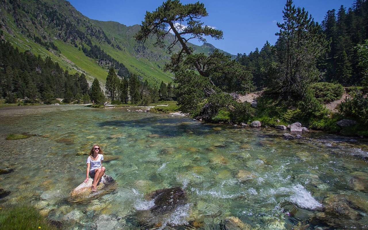 River, activities stay in the Hautes Pyrenees, Hôtels Vinuales