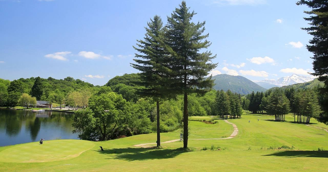 Golf, Lourdes activities, Hôtels Vinuales