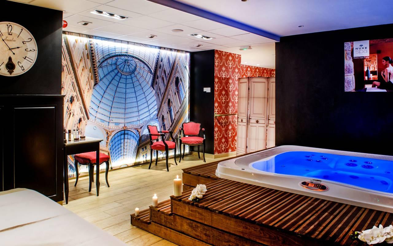 Spa, hôtel spa Lourdes, Hôtel Gallia Londres