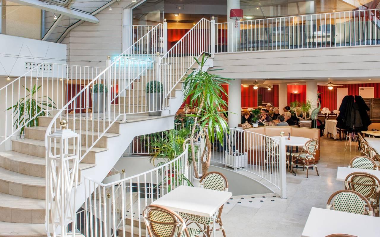 Réception, hébergement Lourdes, Hôtels Vinuales