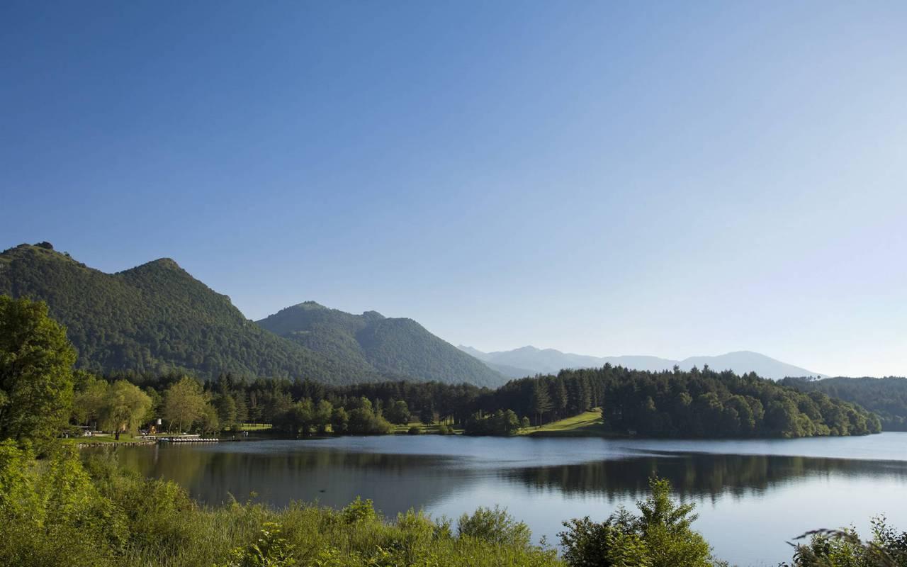 Lac de Lourdes, séjour hautes pyrénées, Hôtels Vinuales