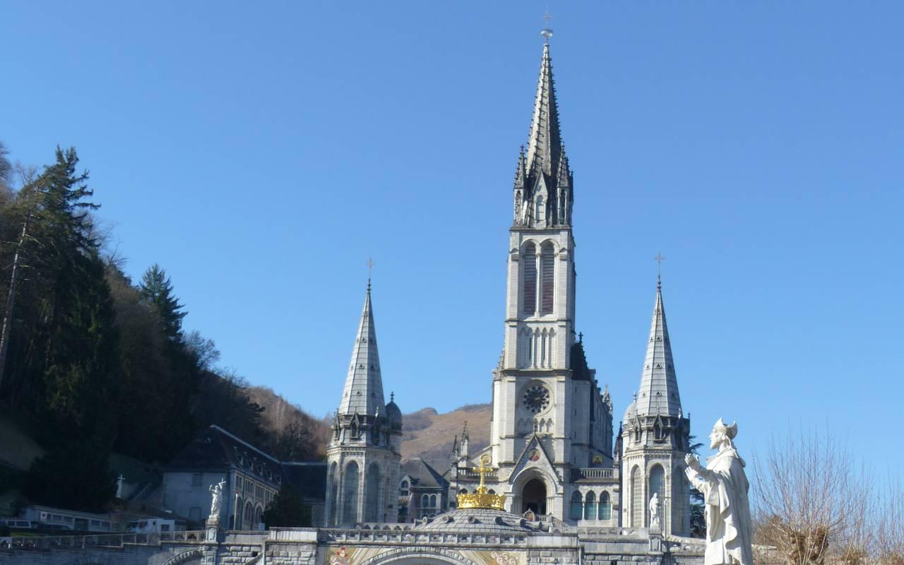 Sanctuaire, séjour pèlerinage Lourdes, Hôtels Vinuales